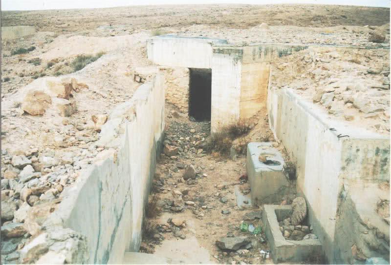 mareth - Ligne Mareth ( Tunisie) 261e0dj