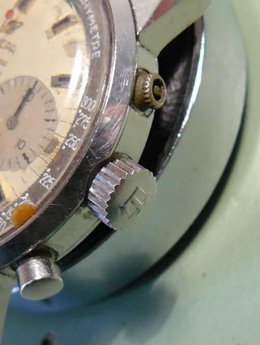 Enicar - Chronograph Enicar R72 : du Sherpa à l'Aqua 28wgtjk