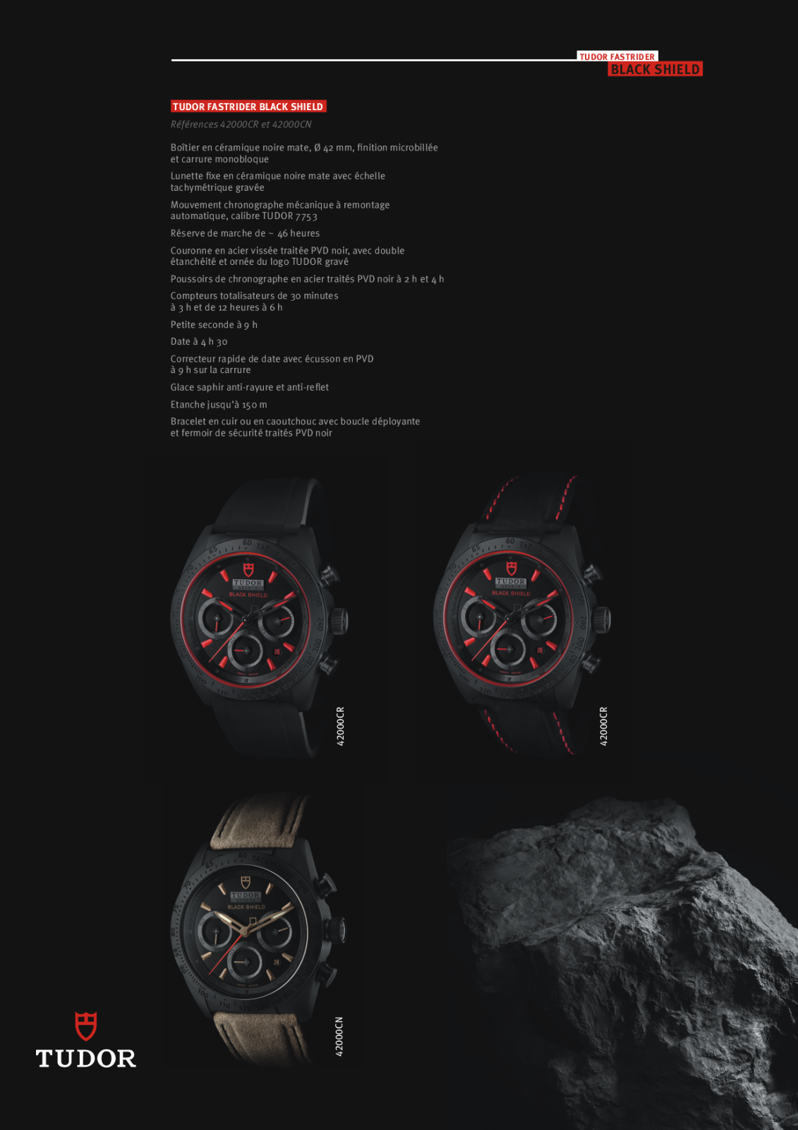 Baselworld 2013: Tudor - Black Shield 2ccoymh