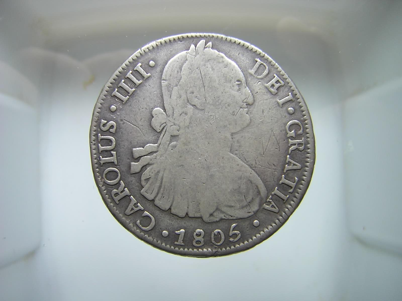 Monedas de Chile - Epoca Colonial e Republicana 2dt12kk