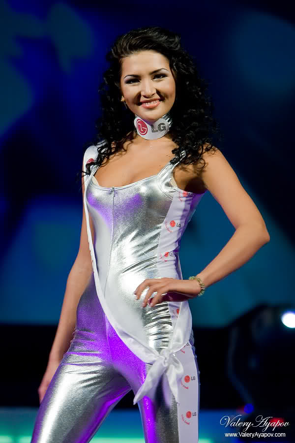 Miss Kazakhstan World Alfina Nassyrova Official Thread (2008) 2i2pom