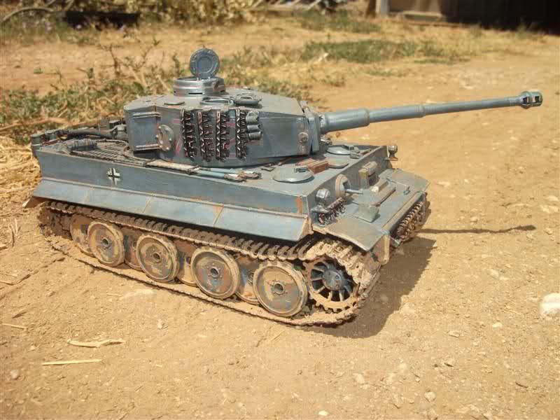 Tigre 1/35è 2ihq78y