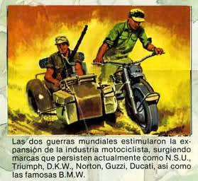 """Album Bimbo """"El Mundo de las Motos"""" 2nkme1d"""