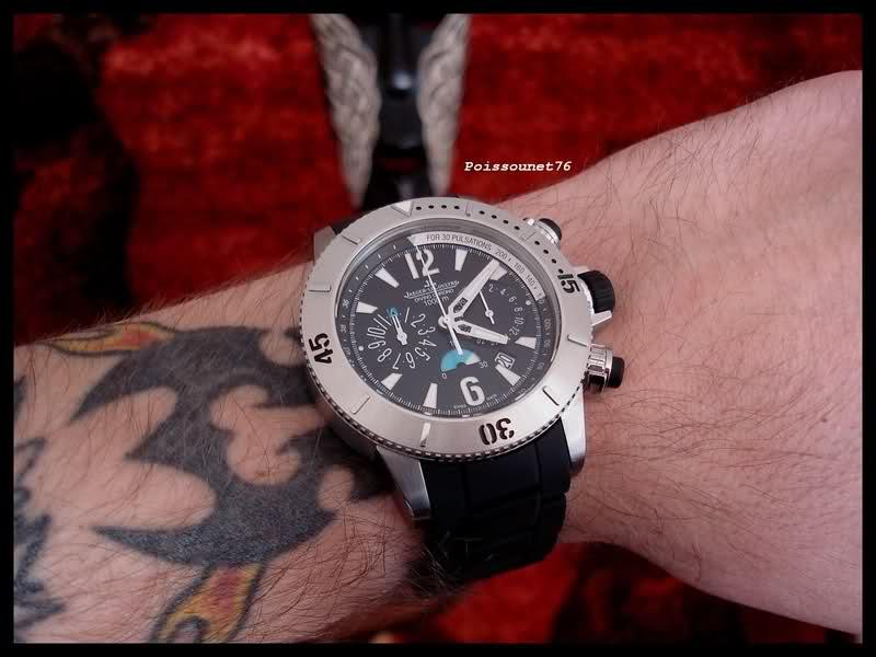 FEUX de vos montres en titane! 2ns3onc