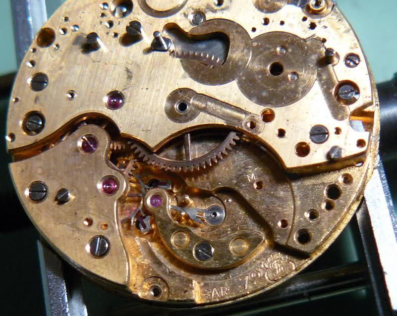 Enicar - Chronograph Enicar R72 : du Sherpa à l'Aqua 2rwx5if