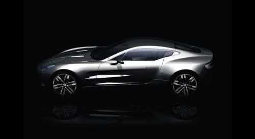 2009 - [Aston Martin] One-77 2rxw6r6