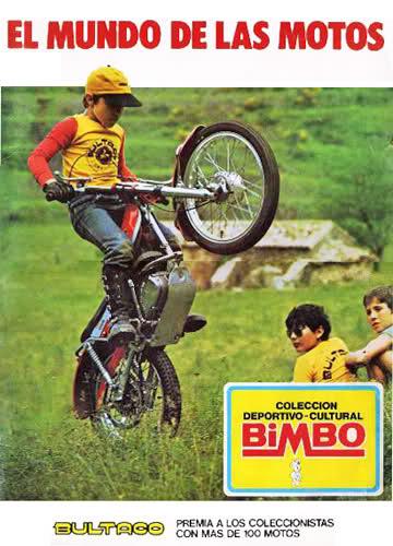 "Album Bimbo ""El Mundo de las Motos"" 2rzudzb"