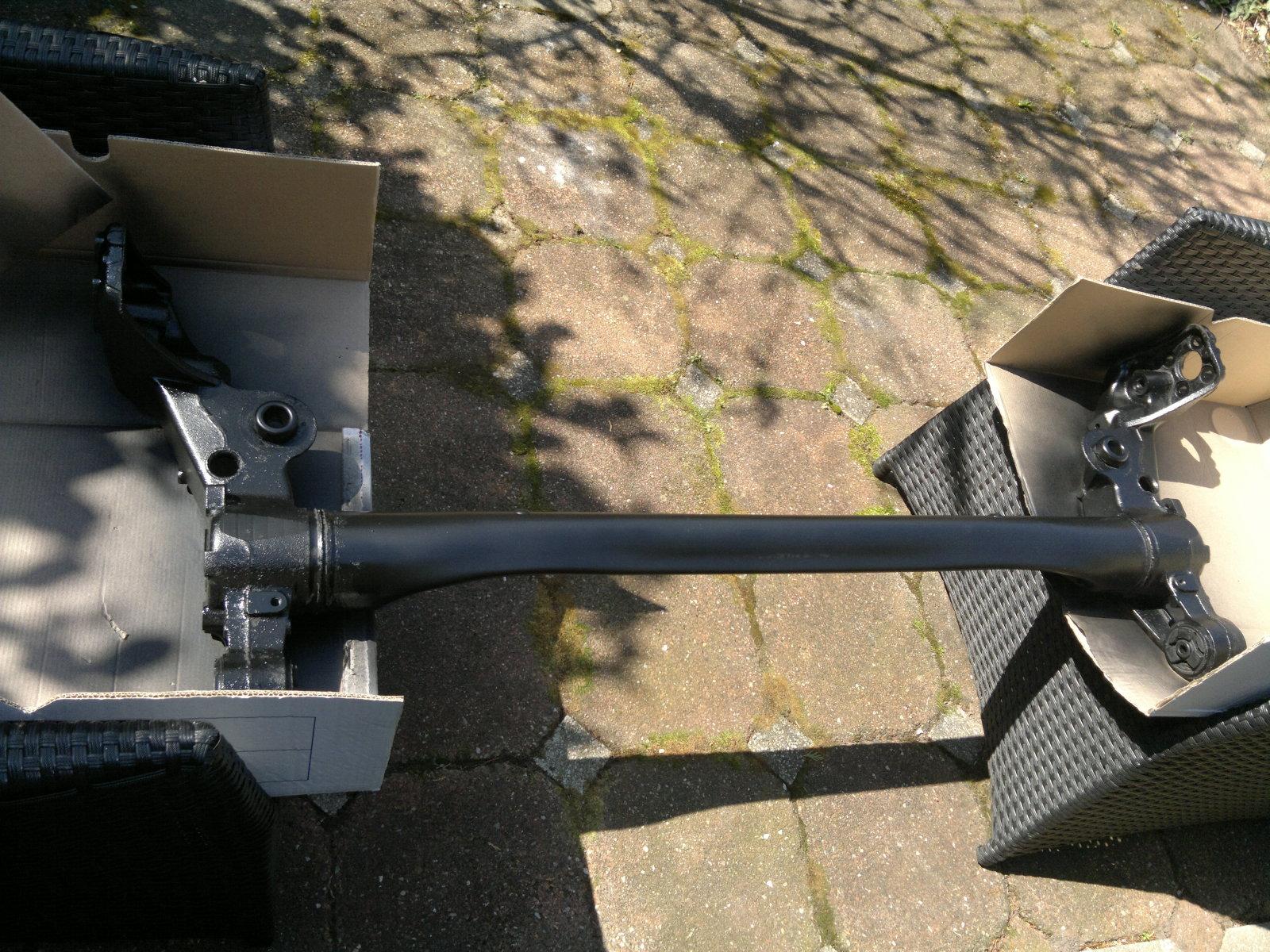 Tutorial conversie la punte spate cu discuri Corsa C K33z80
