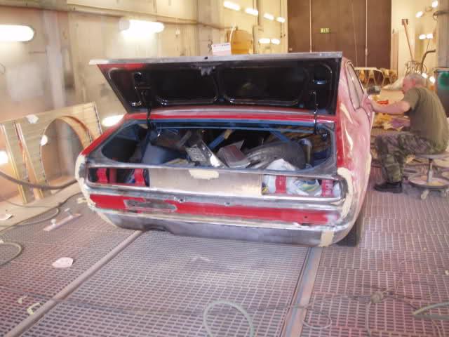 Consul72 - Ford Consul Coupe 8v Turbo -72  TILL SALU O9k8ia