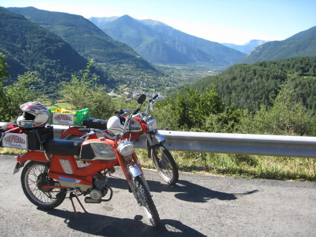 Transpirenaica en Mobylette 2010 total 1123km  - Página 3 116mjph