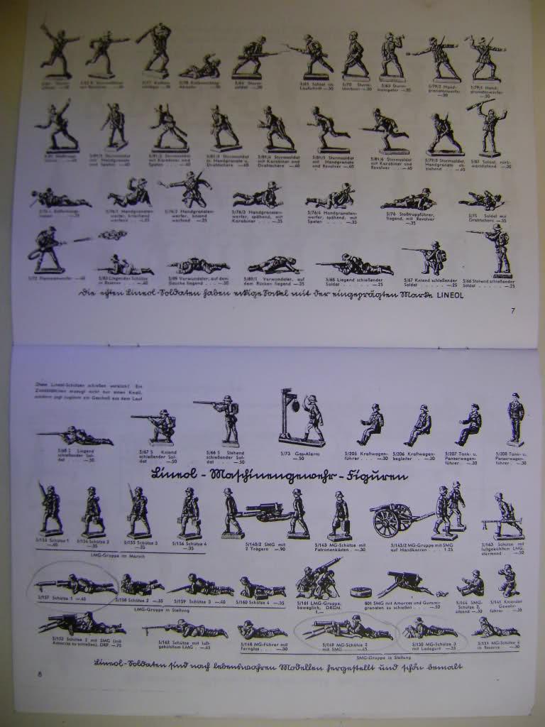 Les figurines anciennes, leurs accessoires et leurs décors. 15me0e9