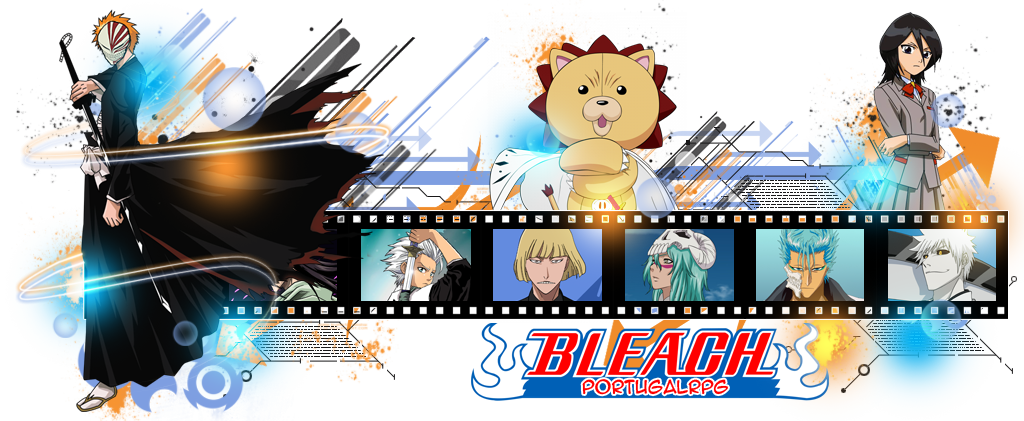 Bleach Portugal RPG