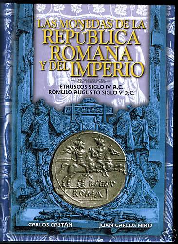 Catalogos del Alto Imperio Romano. 2ch3lo1