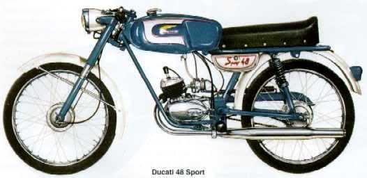 Restauración Ducati 48 TS 2r38dps