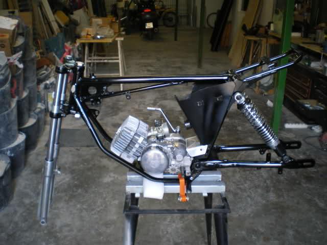 Restauración Puch Minicross TT 30jmo1f