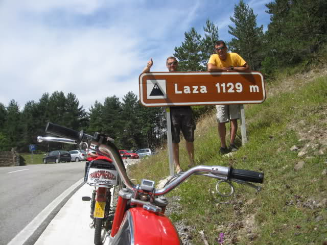 Transpirenaica en Mobylette 2010 total 1123km  - Página 3 331djdt