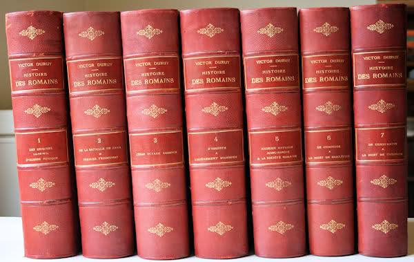 HISTOIRE DES ROMAINS DE VICTOR DURUY 4qmvqe