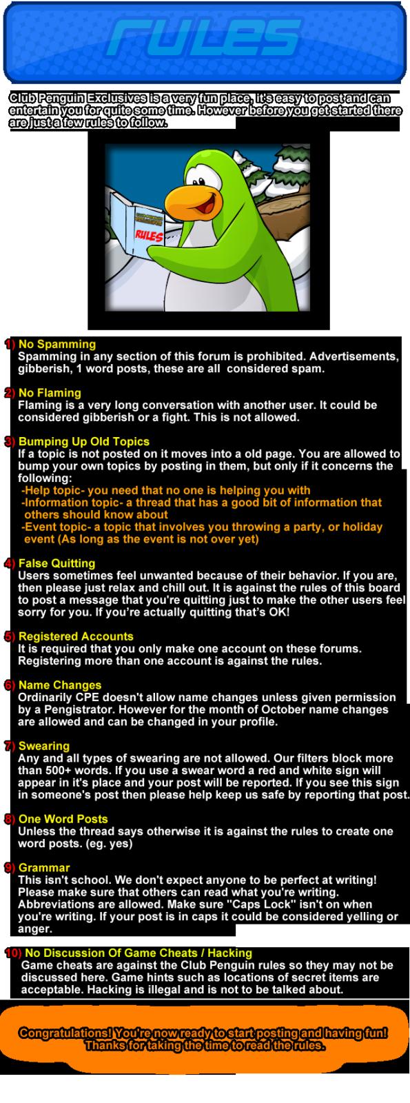 Club Penguin Exclusives - Portal 68gbxw