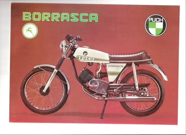 Varios manuales Puch 6gy1py