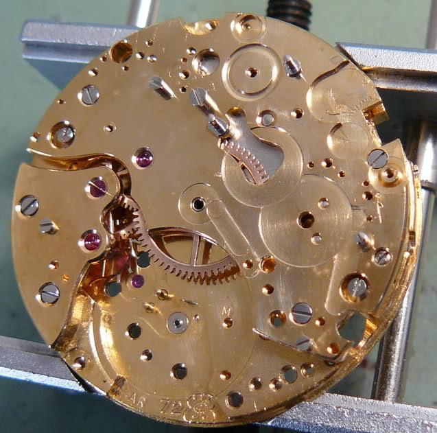 Enicar - Chronograph Enicar R72 : du Sherpa à l'Aqua 9jp446