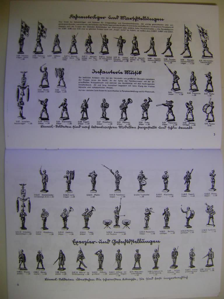 Les figurines anciennes, leurs accessoires et leurs décors. 9zy2s2