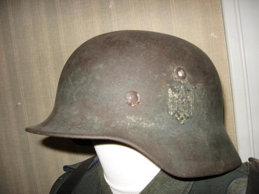 Vos casques allemands WW2... - Page 2 Dmsf42