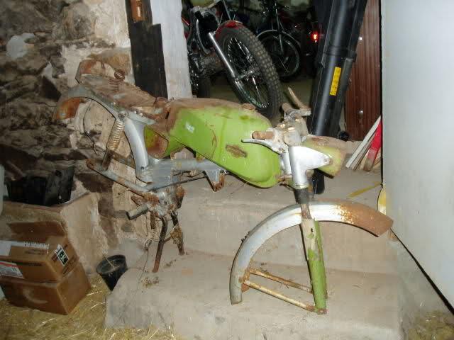 Ciclomotor Jumarba F4isnc