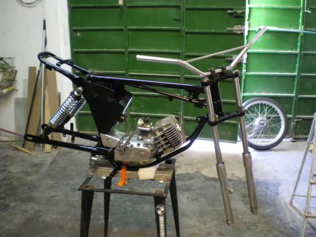 Restauración Puch Minicross TT Kao3a1
