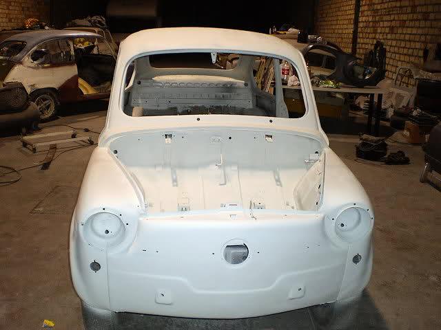 Mi Seat 600 E 1ª Serie - 1971 Rt2l2v
