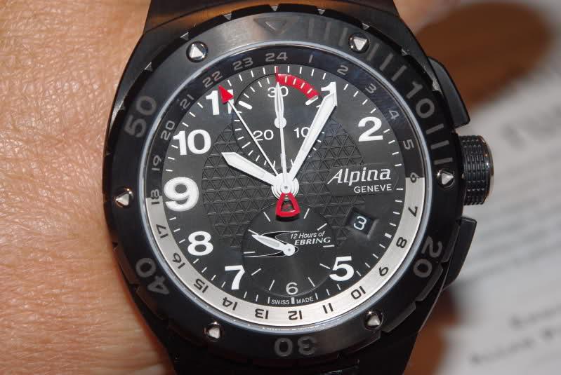 Cherche montre typée sport auto Spyk5g