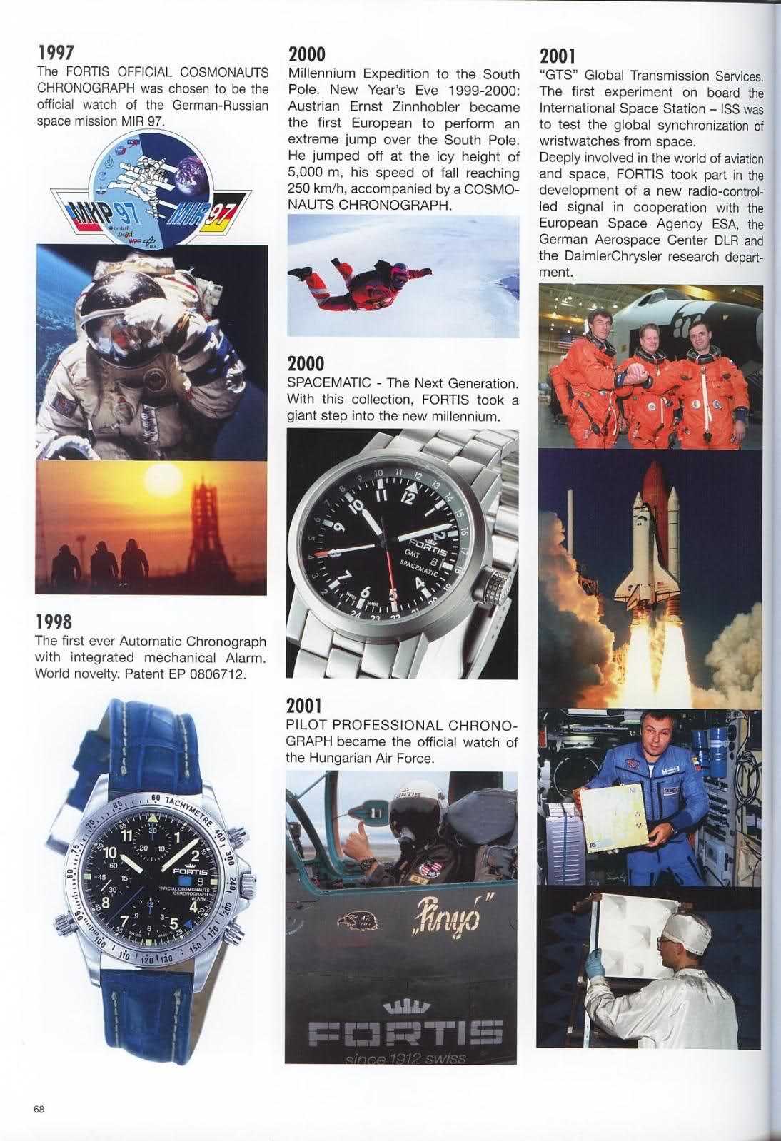fortis - Fortis, des montres pour l'aventure ? V4xxdx