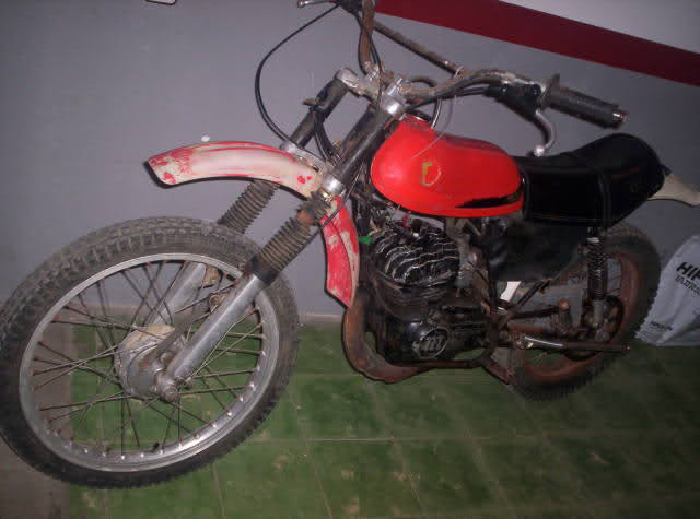 Montesa  Enduro 75 V78lkl
