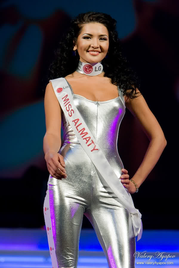 Miss Kazakhstan World Alfina Nassyrova Official Thread (2008) Voq39k