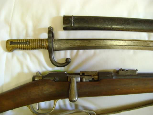 Les armes à feu au cours des siècles. W19qp3