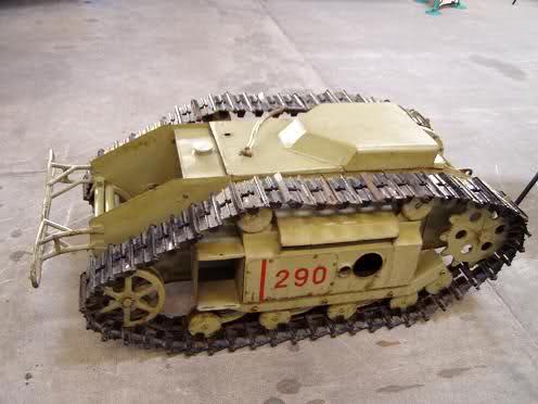 Goliath (SdKfz 302 ) 10hvtkl