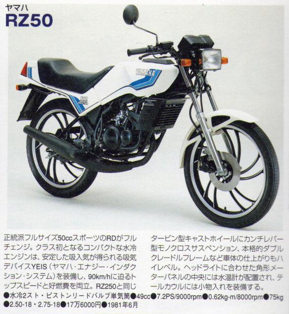 Mi Yamaha DT 80 118i22o