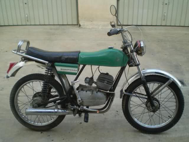 Mi Motovespa Gilera 50 144dvr