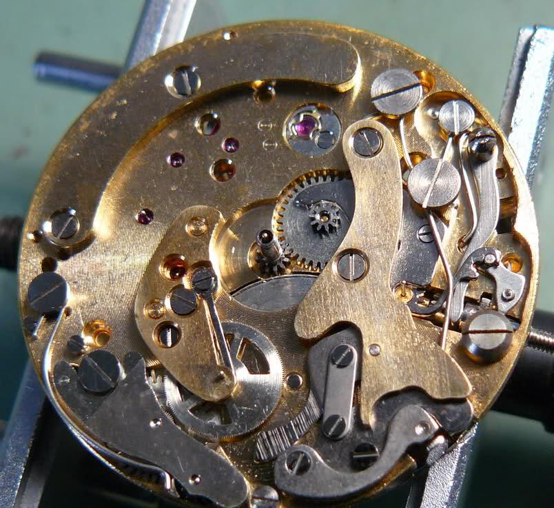 Enicar - Chronograph Enicar R72 : du Sherpa à l'Aqua 20qygd0