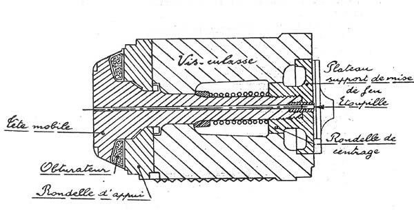 Canon de 15,5 cm sFH414(f) 259lpw2