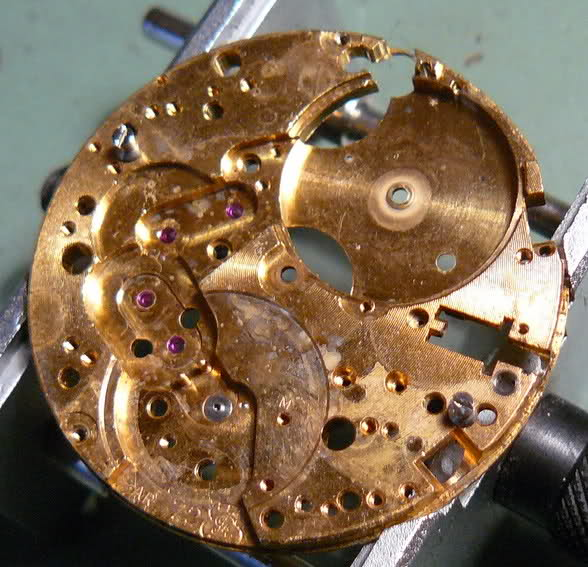Enicar - Chronograph Enicar R72 : du Sherpa à l'Aqua 2afifeu