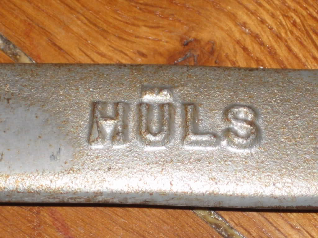 Sièges inclinables Hüls / Hüls seat recliners 2ij45sw