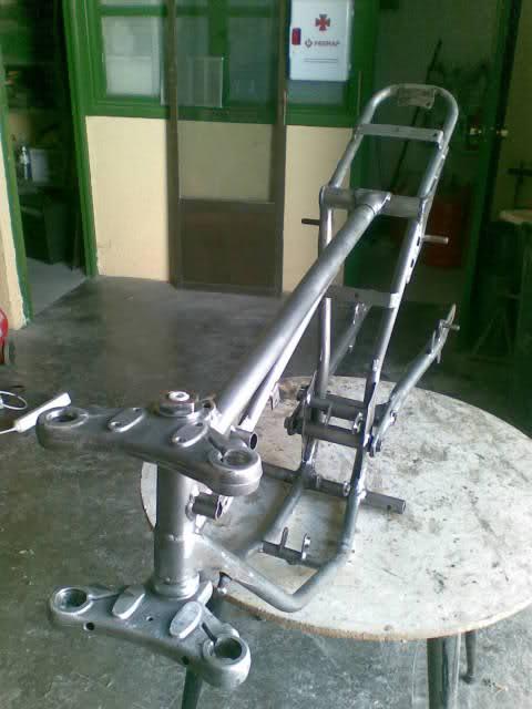 Restauración Puch Minicross TT 2lurh8m
