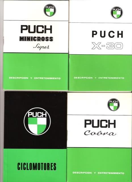 Varios manuales Puch 2n6cao0