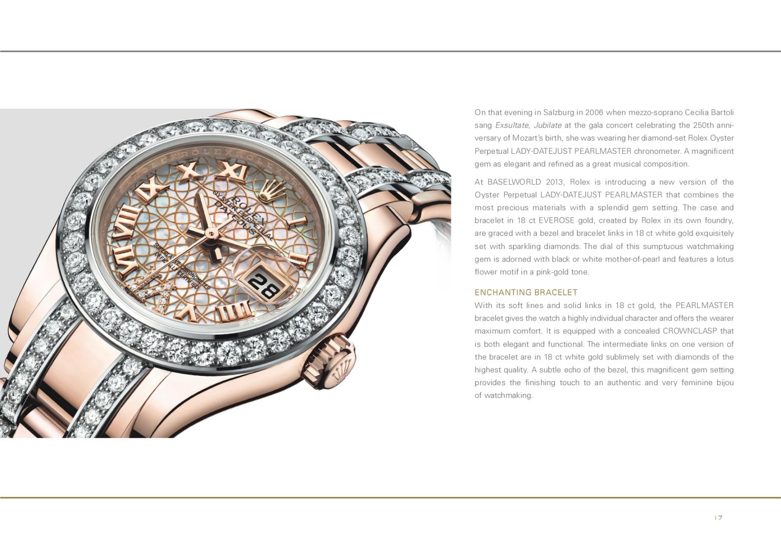 Baselworld 2013: Rolex 2ym672c
