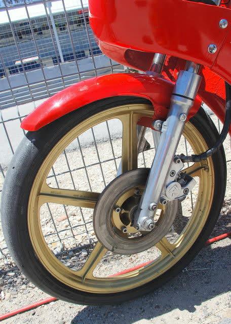 Derbi's replicas RAN y 80 GP 30cmw08