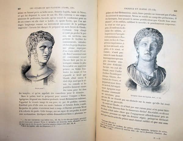 HISTOIRE DES ROMAINS DE VICTOR DURUY 34509jr
