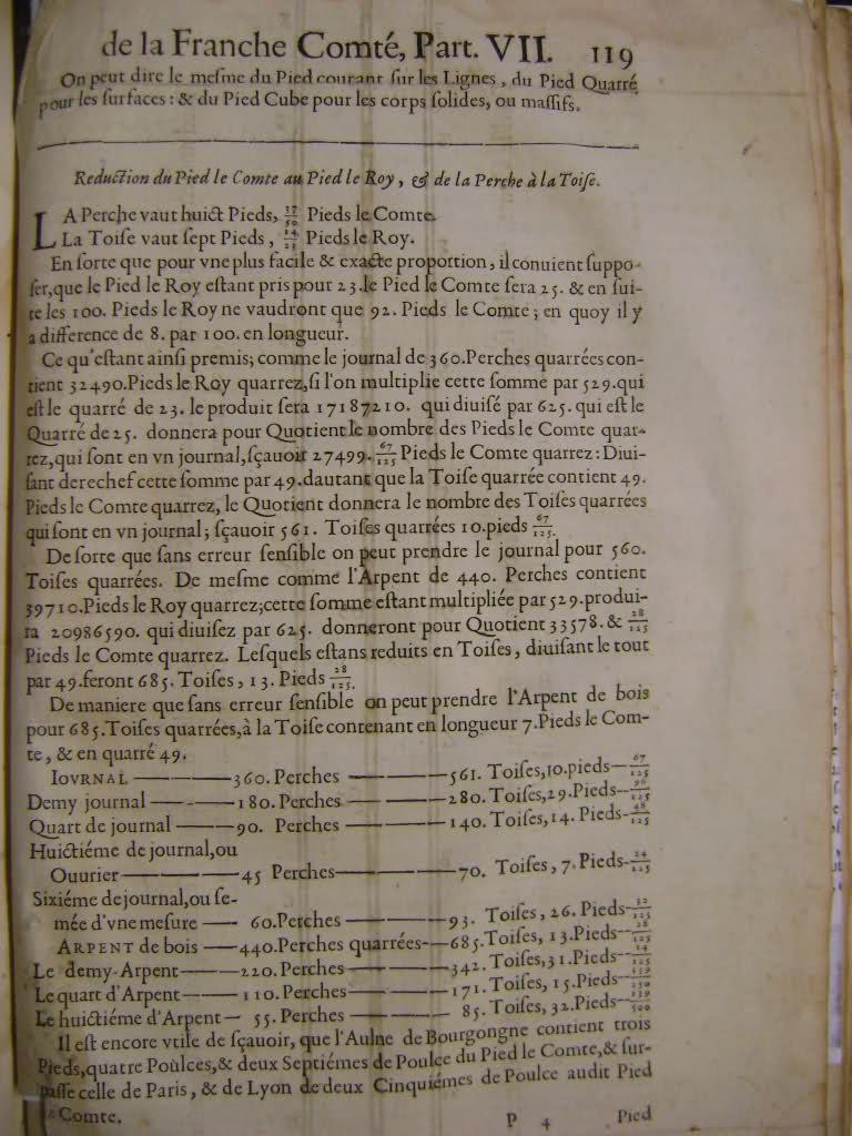 Lois et coutumes de la Franche Comté de Bourgogne au XVII°. 345hamt