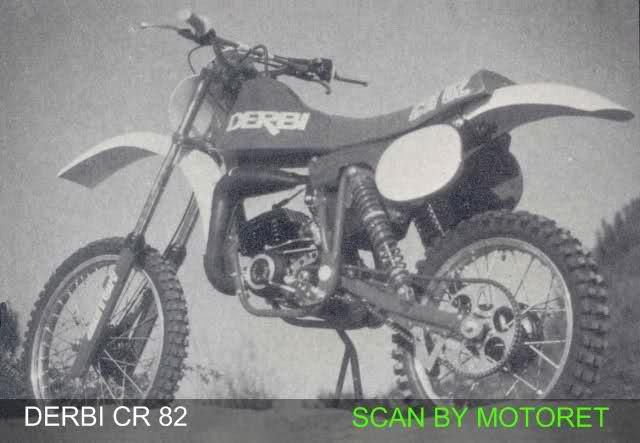 motoret - Derbi CR 82 * Motoret 6yd5jp