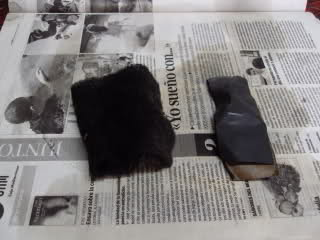 Quitar oxido en carteres de aluminio del motor Avjuqa