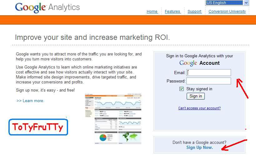 شرح كامل لكيفية الإشتراك و التفاعل بخدمة Google Analytics Fjnx1j